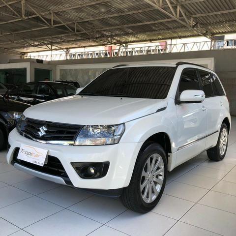 Suzuki Grand Vitara 2.0 4wd 2013/2014 (venda, troca e financia) - Foto 3
