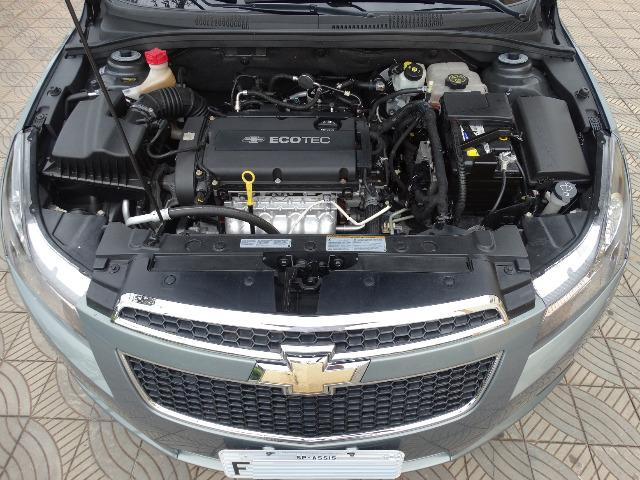 Gm - Chevrolet Cruze Cruze LTZ 1.8FLEX_AUT._66MKM_oMaisNovodoBrasil_ - Foto 12