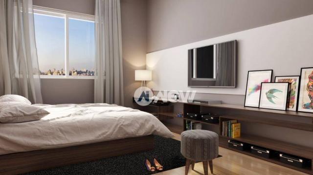 Apartamento com 3 dormitórios à venda, 256 m² por r$ 2.387.900,00 - mauá - novo hamburgo/r - Foto 11