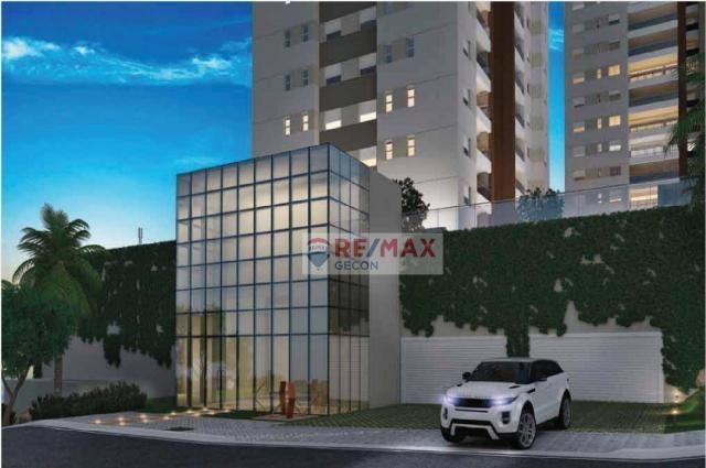 VIVAZ - Apartamento 12Om2, com 3 dormitórios à venda por R$ 736.150,00