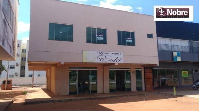 Sala para alugar, 35 m² por R$ 1.020,00/mês - Plano Diretor Sul - Palmas/TO