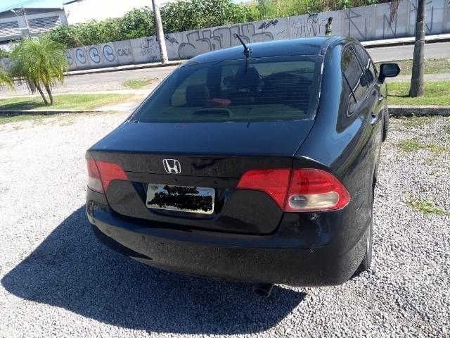 Honda Civic Automático apenas à Gasolina, super conservado - Foto 4
