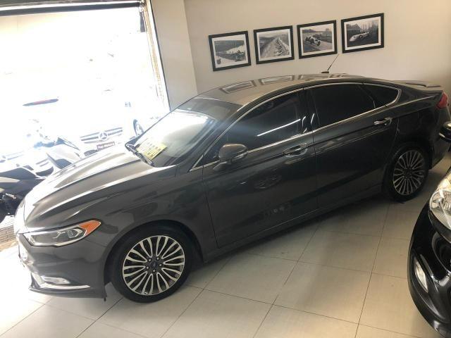 Ford Fusion Titanium Blindado