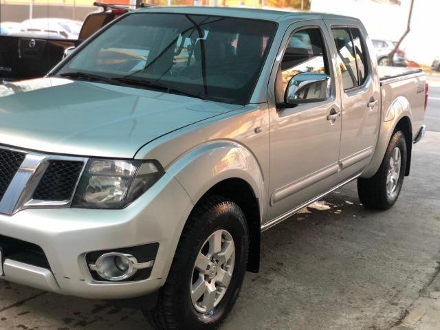 Nissan Frontier Platinun 4x4 Aut 2014 Diesel