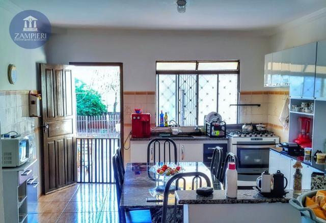 Casa com 124 m² em Terreno de 437,5 m² no Centro de Iguaraçu, Pr - Foto 4