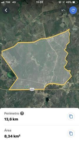 Vende-se Fazenda Que possui MINÉRIO PARA A FABRICAÇÃO DE CERÂMICA as Margens da BR 222 - Foto 3