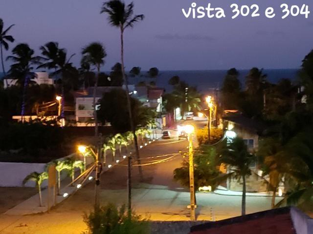 Apartamento mobiliado completo 2 quartos vista mar 100 mt do centro do cumbuco ce brasil - Foto 2