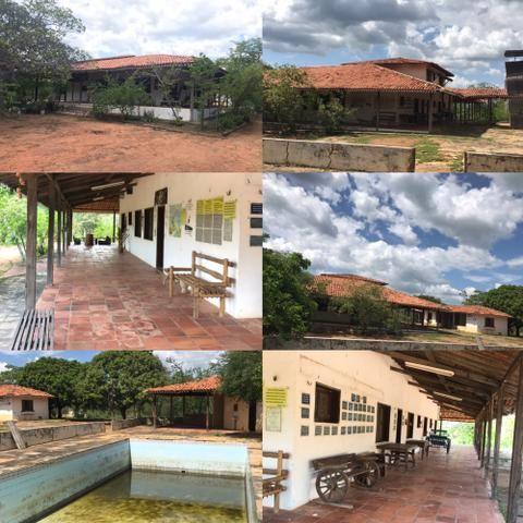 Vende-se Fazenda Que possui MINÉRIO PARA A FABRICAÇÃO DE CERÂMICA as Margens da BR 222