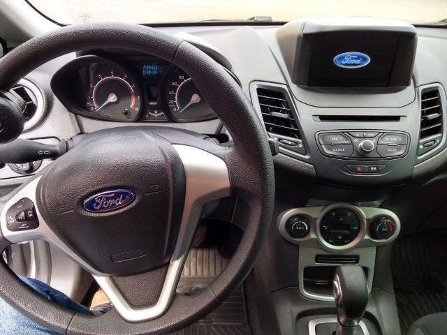New Fiesta sel / ford / 1.6 / flex / 04 portas / automático / 2018 / 49.000 km - Foto 15