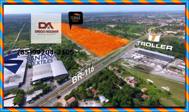 Loteamento Terras Horizonte(Seu melhor investimento) - Foto 9