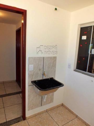 Casa com 3 dormitórios para alugar, 80 m² por R$ 950,00/mês - São Caetano - Resende/RJ - Foto 19