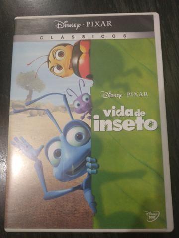 DVD Vida de Inseto - R$ 10