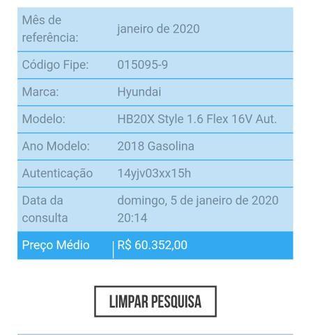 Vendo HB20X STYLE 1.6 - Foto 6