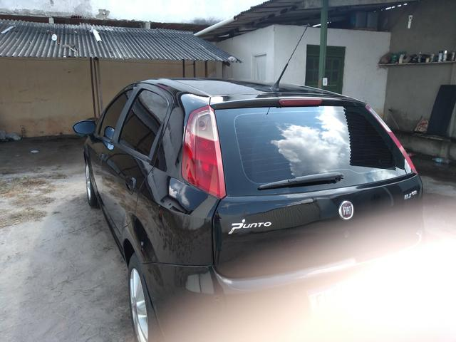 Fiat/Punto HLX 1.8 Flex - Foto 4