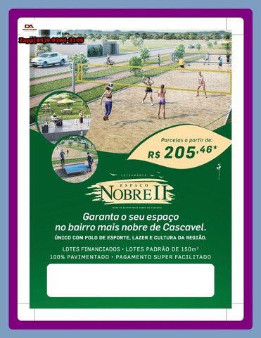 Loteamento Espaço Nobre II - Ligue já @#@ - Foto 9