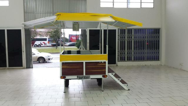 Toldo para Food Truck - Foto 2