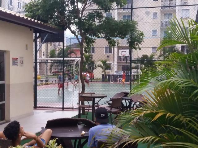 Apartamento Condomínio Supera Cpo Grde RJ - Foto 16