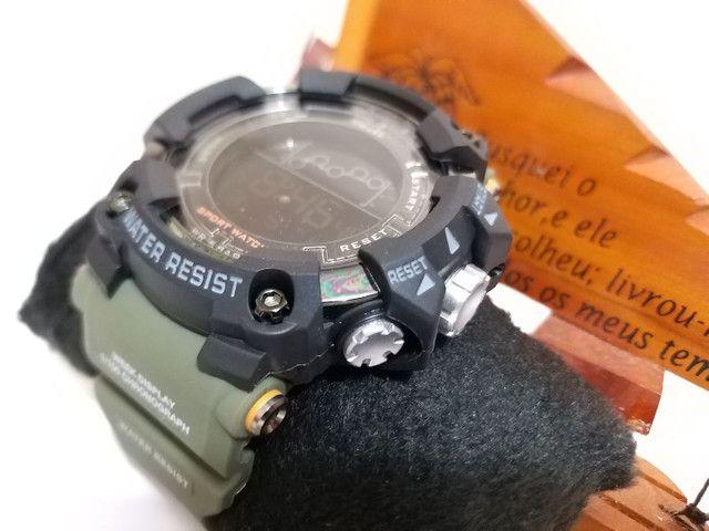 Relógio esportivo Smael 1802 - Foto 5