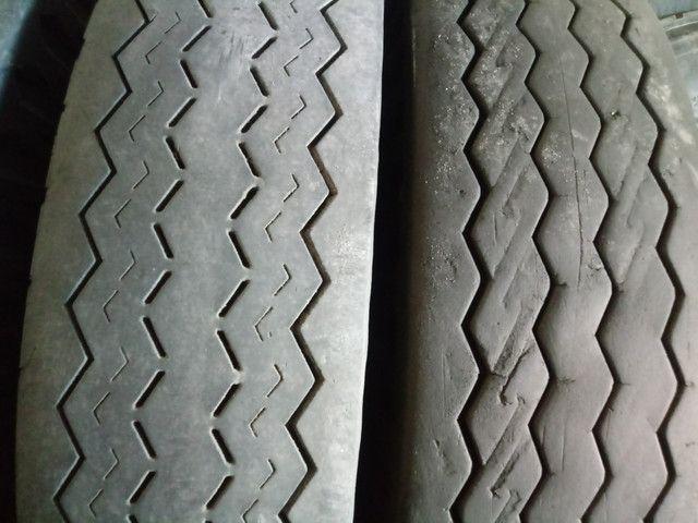 Pneus usados CAMINHÃO Kombi Passeios (inmetro e ISO9001) - Foto 4