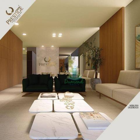 Apartamento com 1 dormitório à venda com 28 m² por R$ 235.200 no Prestige Mercosul Studios - Foto 2