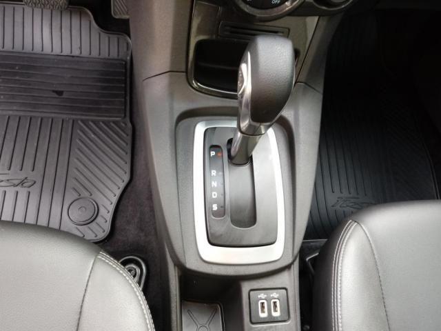 Ford Fiesta 1.6 FLEX TITANIUM POWERSHIFT - Foto 9
