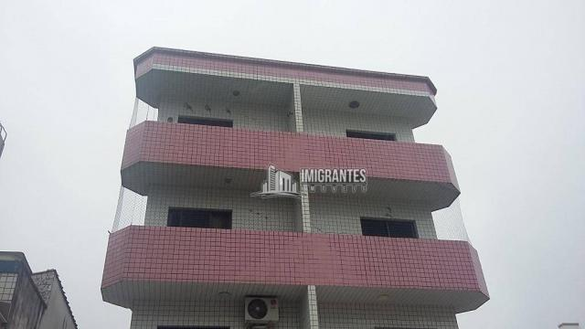 Apartamento de 1 dormitório na Guilhermina, em Praia Grande