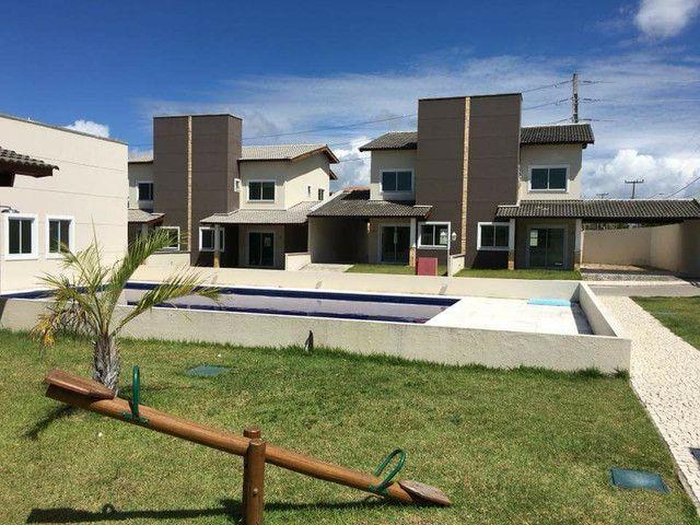 Casas em condomínio no Eusébio, pertinho  do Alphaville - Foto 19