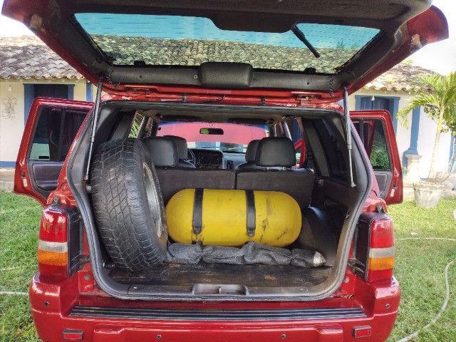 Jeep Gran Cherokee Laredo 98 4x4 gnv. Extra. Toda restaurada - Foto 9