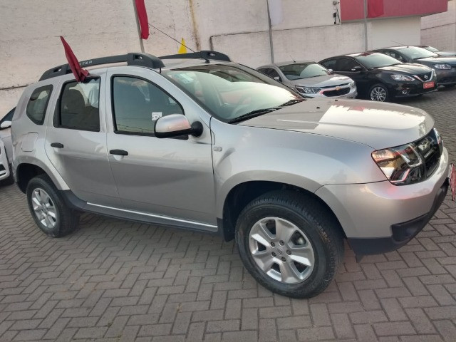 Renault Duster Expression AT SCe 1.6-2020