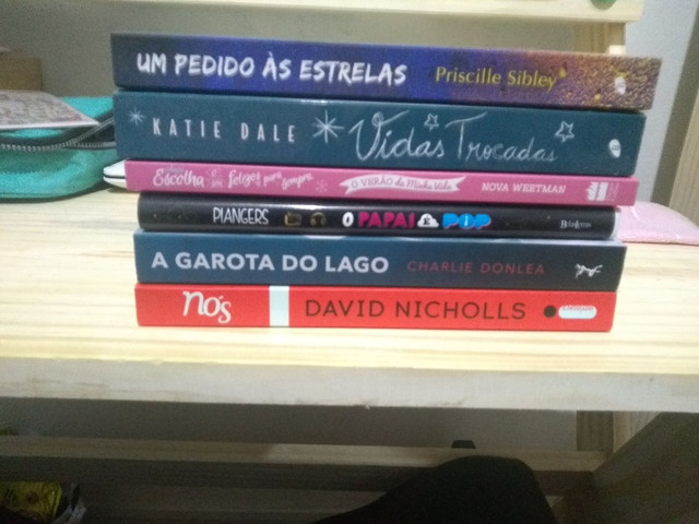 21 livros por R$170,00 - Foto 2