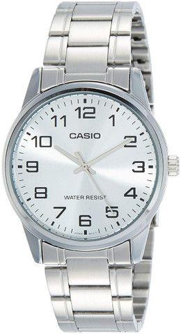 Relógio Casio modelo MTP-V001D-7B - Mod. 32 - 100% Original - Foto 2