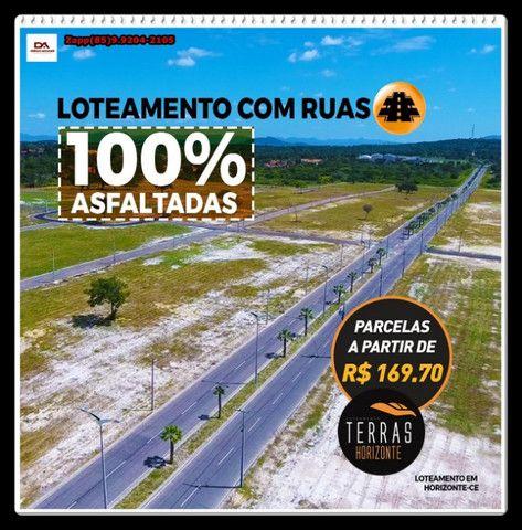 Invista com segurança. Loteamento Terras Horizonte. - Foto 10