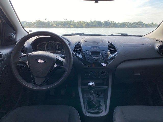 Ford KA 1.5 sedan 2018/2018 - Foto 4