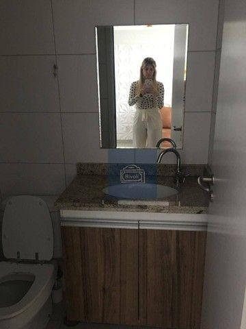 Apartamento com 1 dormitório para alugar, 35 m² por R$ 1.900/mês - Boa Viagem - Recife/PE - Foto 11