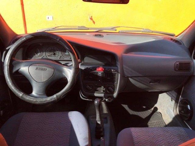 Oportunidade - Fiat Palio Ex 1.0 - 2000 - Foto 5