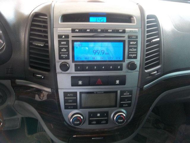 Hyundai Santa Fe 3.5 Mpfi V6 24V 285Cv Gas 4P Automatico 2011 - Foto 10