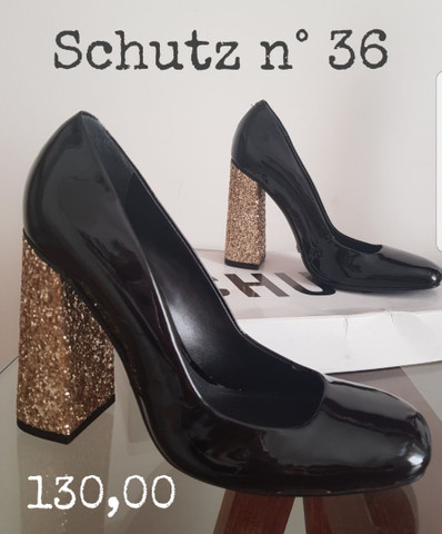 Scarpin Schutz Novo 36