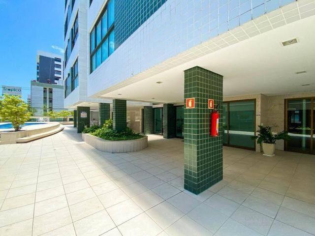 Excelente apartamento 4/4, 3 suítes, totalmente nascente, na ponta verde - Foto 3