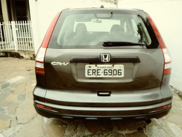 Cr-v 2011-2012, carro de mulher - Foto 5