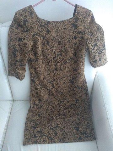 Vestido usado uma vez - Foto 4