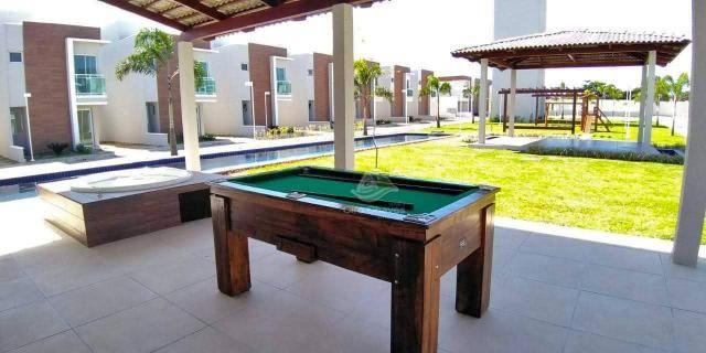 Sobrado à venda, 95 m² por R$ 350.000,00 - Mangabeira - Eusébio/CE - Foto 8