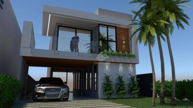 Casa à venda, 55 m² por R$ 265.000,00 - Gereraú - Itaitinga/CE - Foto 10