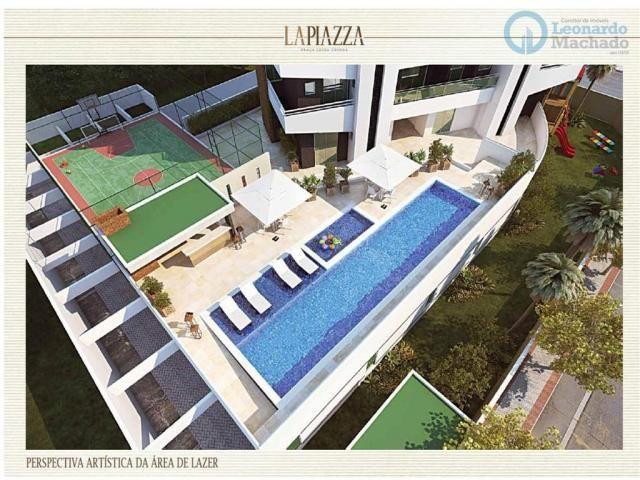 La Piazza Andar alto, no melhor da Aldeota 93m2 R$770.000 - Foto 18