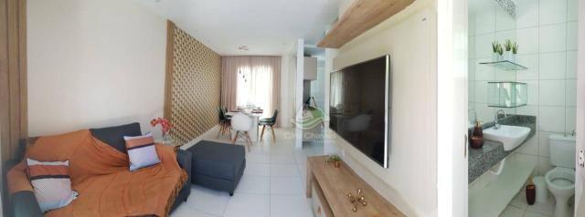 Sobrado com 2 dormitórios à venda, 70 m² por R$ 210.000,00 - Tamatanduba - Eusébio/CE - Foto 14
