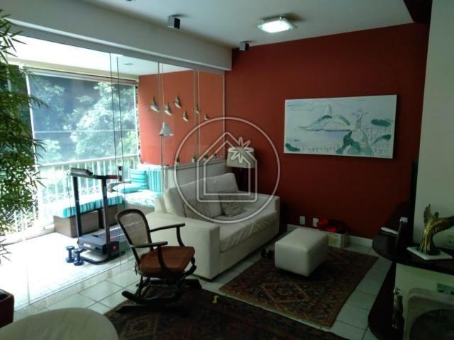 Apartamento à venda com 4 dormitórios em Leblon, Rio de janeiro cod:892920 - Foto 5