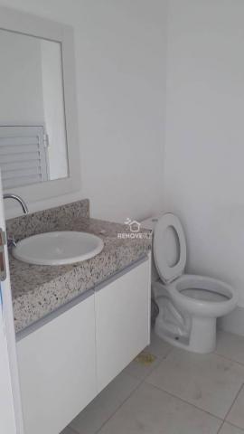 Apartamento com 2 dormitórios à venda, 63 m² por R$ 305.000,00 - Parque Ouro Verde - Foz d - Foto 10
