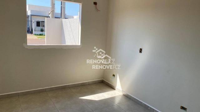 Casa com 2 dormitórios para alugar, 50 m² por R$ 1.150,00/mês - Jardim Residencial Catarat - Foto 7