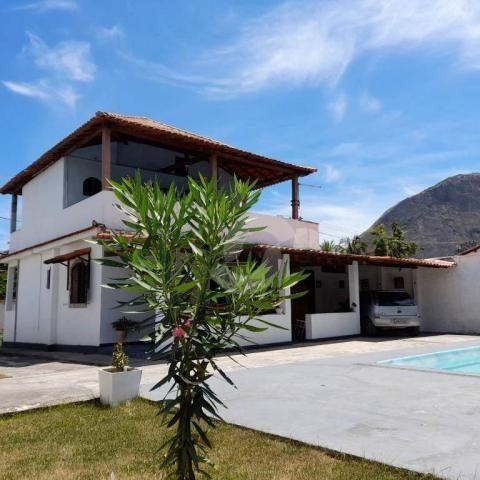 Linda casa duplex no Recanto de Itaipuaçu