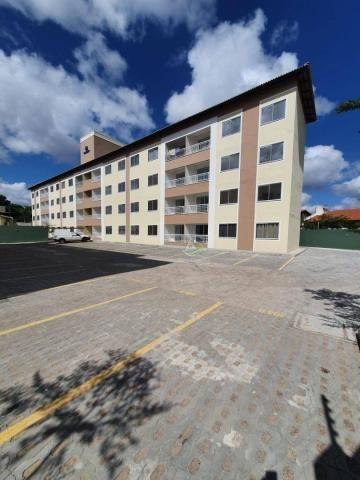 Apartamento com 2 dormitórios à venda, 52 m² por R$ 129.000 - Bairro: Parque Dom Pedro - I