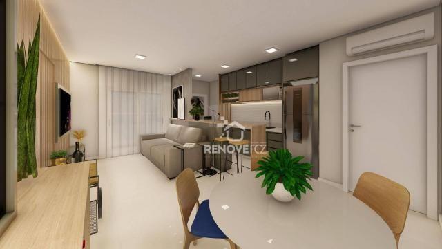 Apartamento com 2 dormitórios à venda, 64 m² - Centro - Foz do Iguaçu/PR - Foto 10